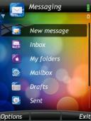 HTC Symbian Mobile Phone Theme