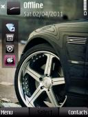 Rims Symbian Mobile Phone Theme