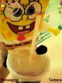 Sponge Bob Symbian Mobile Phone Theme
