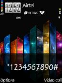 Colors Symbian Mobile Phone Theme