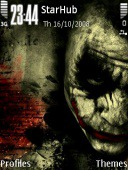 Joker Symbian Mobile Phone Theme