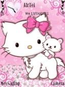 Kitty Symbian Mobile Phone Theme