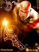 Kratos Symbian Mobile Phone Theme