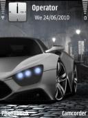 Need For Speed Symbian Mobile Phone Theme