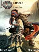 Prince Of Persia Symbian Mobile Phone Theme