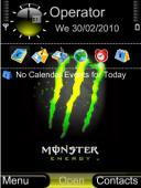 Energy Symbian Mobile Phone Theme