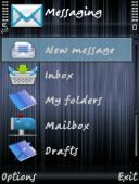 Nice Style Symbian Mobile Phone Theme
