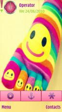 Just Smile Symbian Mobile Phone Theme