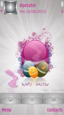 Easter Symbian Mobile Phone Theme
