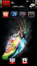 Nike Symbian Mobile Phone Theme