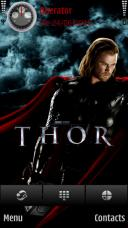 Thor Symbian Mobile Phone Theme