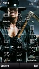 Undertaker Symbian Mobile Phone Theme