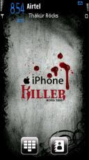Iphone Killer Symbian Mobile Phone Theme