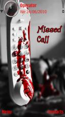Missed Call Symbian Mobile Phone Theme