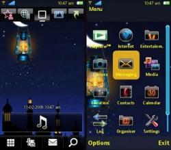 Ramadan Fantasy Symbian Mobile Phone Theme
