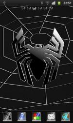 Black Spider Go Launcher