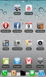iPhone Style Go Launcher
