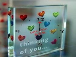 3d Slide Clock S40 Mobile Phone Theme