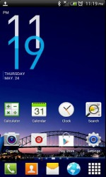 Galaxy S3 Go Launcher
