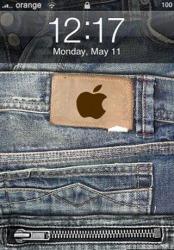 Jean iOS Mobile Phone Theme
