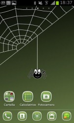 Crazy Spider GO Launcher EX