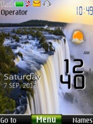 Download Free Mobile Phone Themes for Nokia X2-02 - 3 - MobileSMSPK net