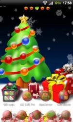 Christmas Tree Go Launcher Ex