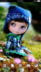 Cute Doll CLauncher