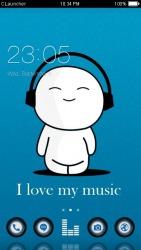 Cute Music CLauncher