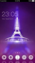 Eiffel Tower CLauncher