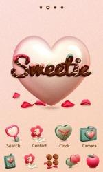 Sweetie Go Launcher EX