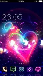 Romantic Heart CLauncher
