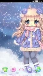 Kawaii Winter CLauncher