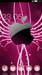 Abstract Apple CLauncher