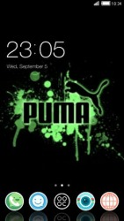 Puma CLauncher Android Mobile Phone Theme