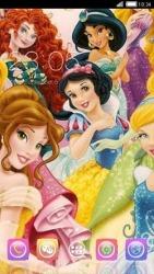 Disney Princess CLauncher