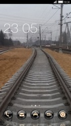Railway Trach CLauncher