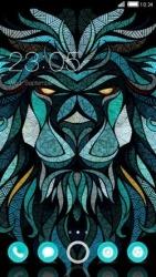 Lion Blue CLauncher