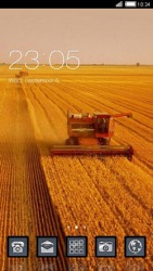 Field CLauncher Android Mobile Phone Theme