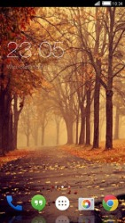 Trees CLauncher Android Mobile Phone Theme