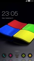 Windows CLauncher Android Mobile Phone Theme