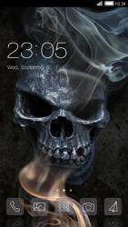Dark Skull CLauncher