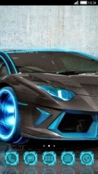 Hot Wheels CLauncher Android Mobile Phone Theme