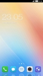 Ascend Y600 CLauncher Android Mobile Phone Theme