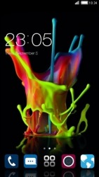Blade Z Max CLauncher Android Mobile Phone Theme
