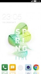 Spring CLauncher Android Mobile Phone Theme