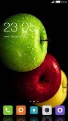 Apples CLauncher Android Mobile Phone Theme