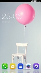 Chair CLauncher Android Mobile Phone Theme