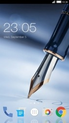 Pen CLauncher Android Mobile Phone Theme