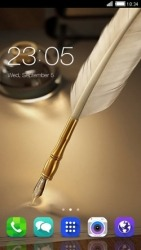 Quill CLauncher Android Mobile Phone Theme